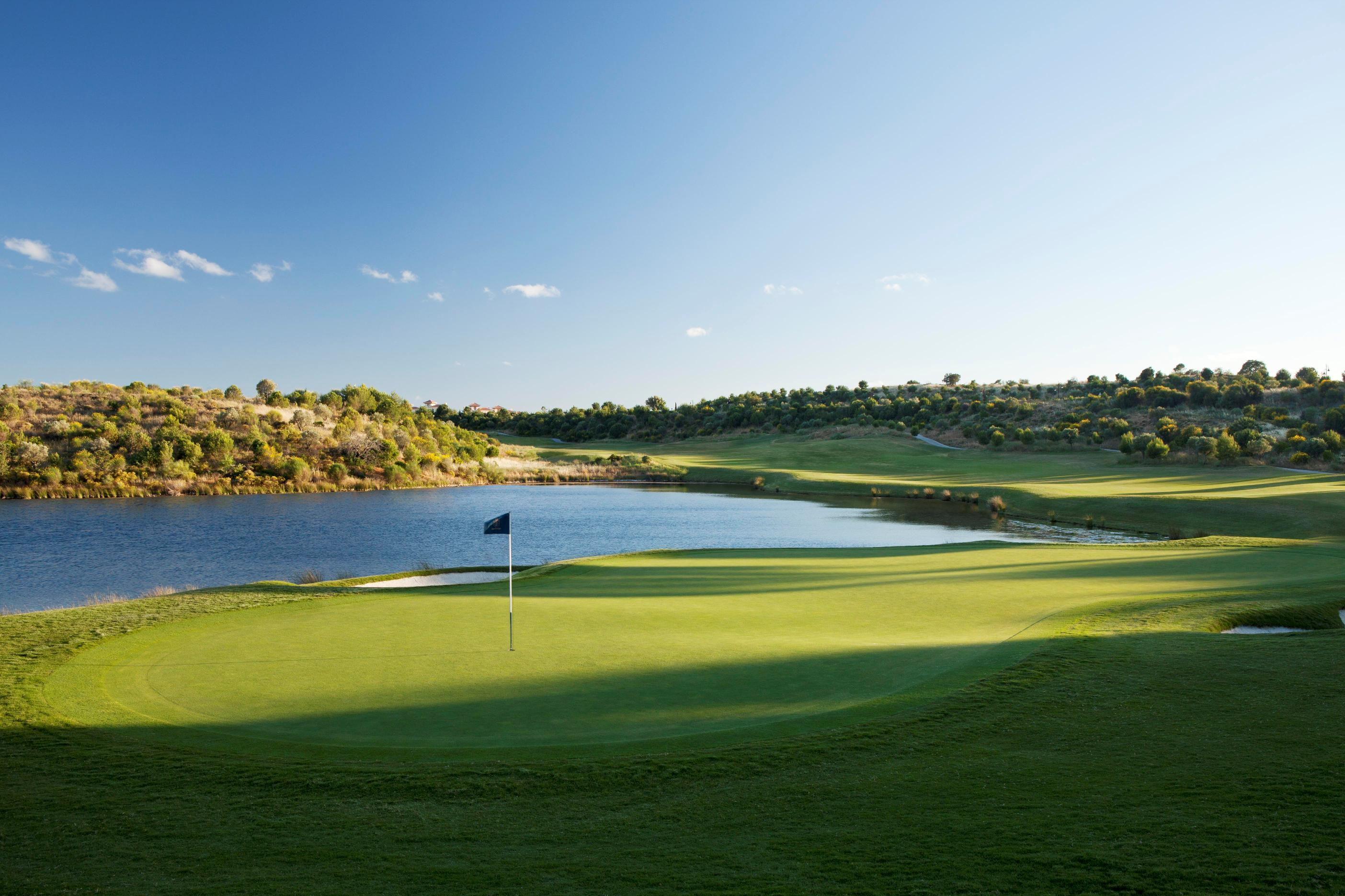Golf holidays in the Algarve